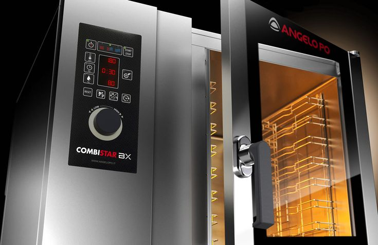 The sturdy and essential combination oven The multifunctional combination oven Combistar BX is a heavy-duty machine that guarantees the optimal price-quality ratio. Digital, precise and equipped with cooking and heating programs, it can also be used with the innovative accessory to smoke/blacken. The cooking quality improves thanks to the APM active system, which automatically adjusts to induct the right amount of heat, second by second.