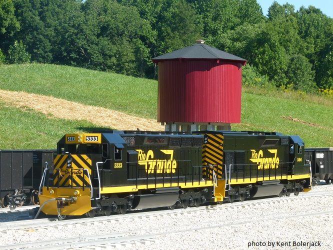"Swanton Pacific Railroad Live Steam 19 ""gauge ="" ""youtube ="""
