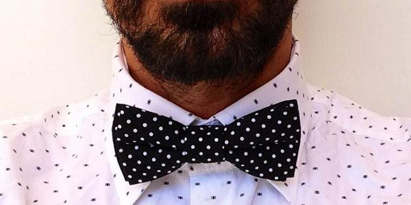 bow tie hipster style