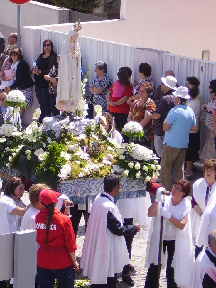 Nossa Senhora de Fatima... Our lady of Fatima