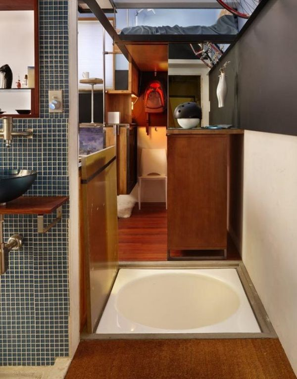 43 best Small Space Inspiration images on Pinterest ...