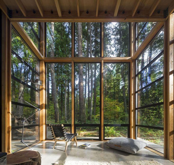 House of the Day: Lightbox by Bohlin Cywinski Jackson   Journal   The Modern House