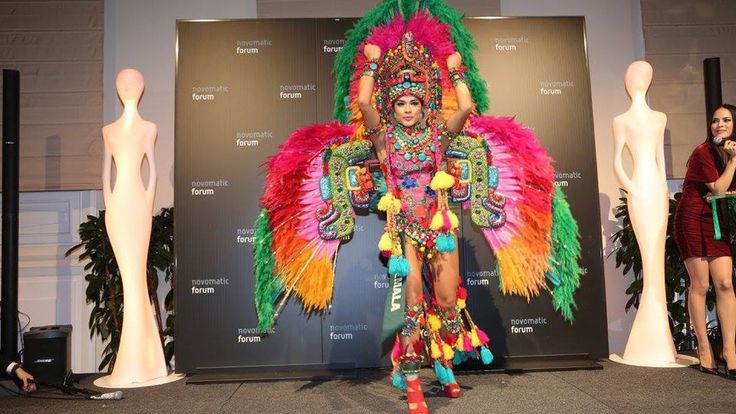 Miss Earth 2015 - Best National Costume