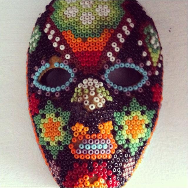 Peyote mask