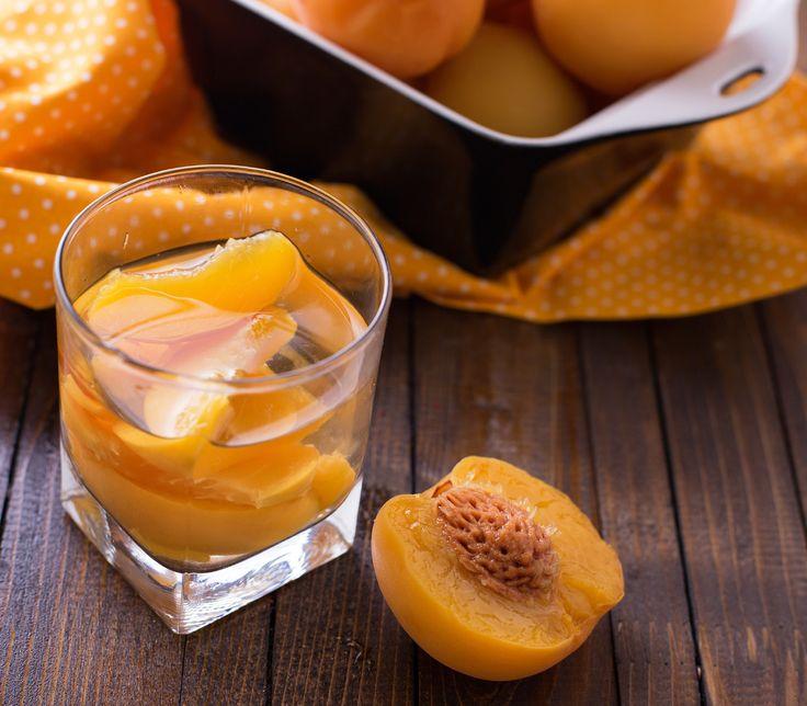 Pfirsiche einmachen