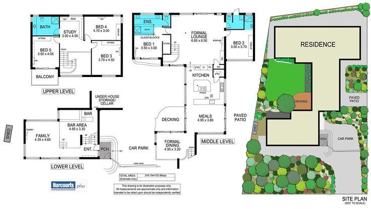 112 Perry Barr Road, Hallett Cove, SA 5158 - floorplan