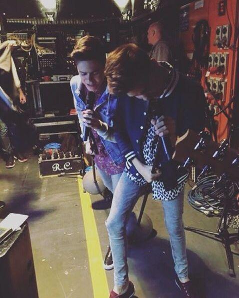Ethan and Jakob :)