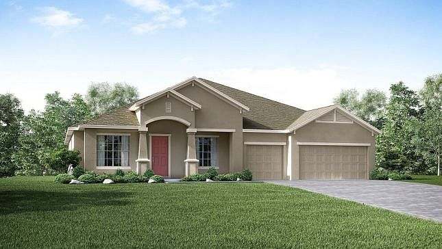 Golden Gate Gated Community Florida Home Building A New Home