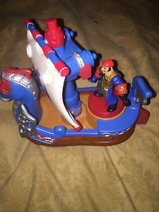 Imaginext Pirate Ship And Pirate Figure
