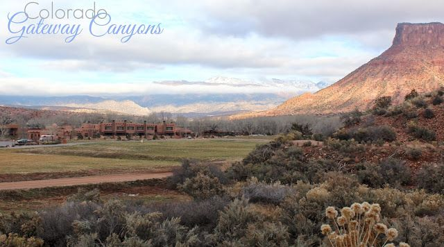 Moore Minutes: Gateway Canyon Thanksgiving Getaway, Story in Pictures