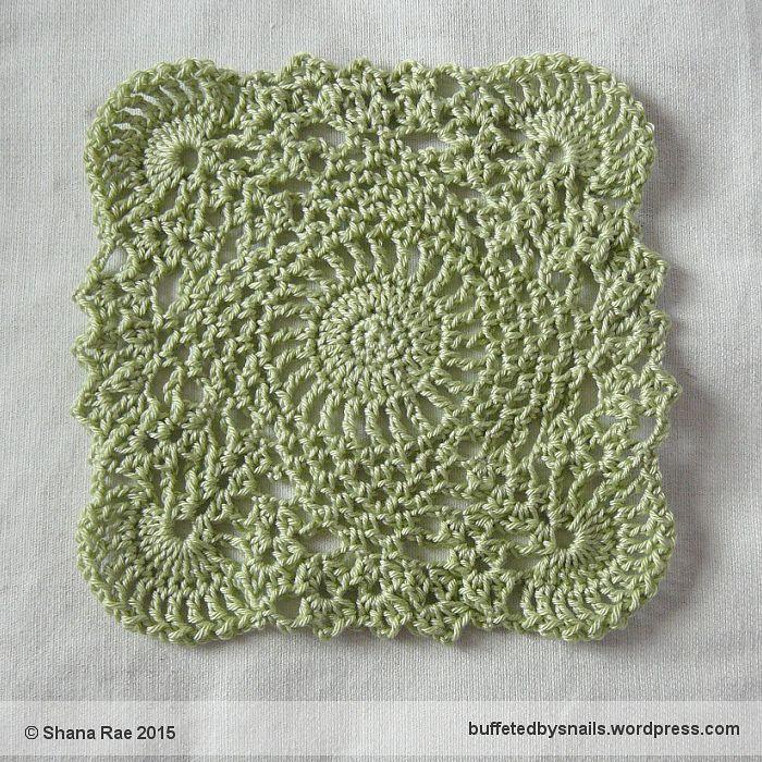 Henrietta's Motif By Shana Rae - Free Crochet Pattern - (ravelry)