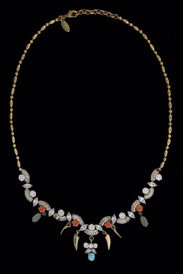 #necklace #IOSSELLIANI #Gypset