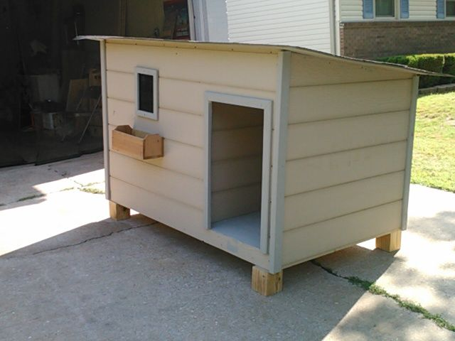 Cool Dog Houses For Big Dogs images