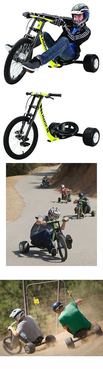 Complete Go-Karts and Frames 64656: Razor Scooter Drift-Trike Adult Tricycle Bike Drifting Go Kart Big Wheel Teens -> BUY IT NOW ONLY: $153.25 on eBay!