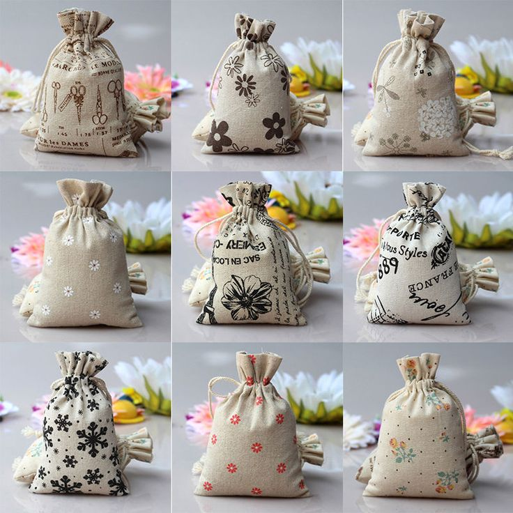 These hessian bags are useful for any occasion. 1/5 /10 x Burlap Bag. Wedding favours or party gifts. Pattern:send at random. Environmental protection can be recycled, you can also install your small accessories, suitable for many occasions! | eBay!