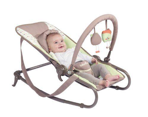 magnifique Bubble Babymoov, un transat qui mise sur confort et mobilité