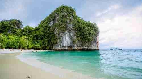 The Emerald Island at Koh Hong Krabi Tour