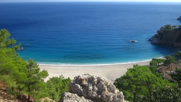Paradise on Earth- Apella beach in Karpathos island