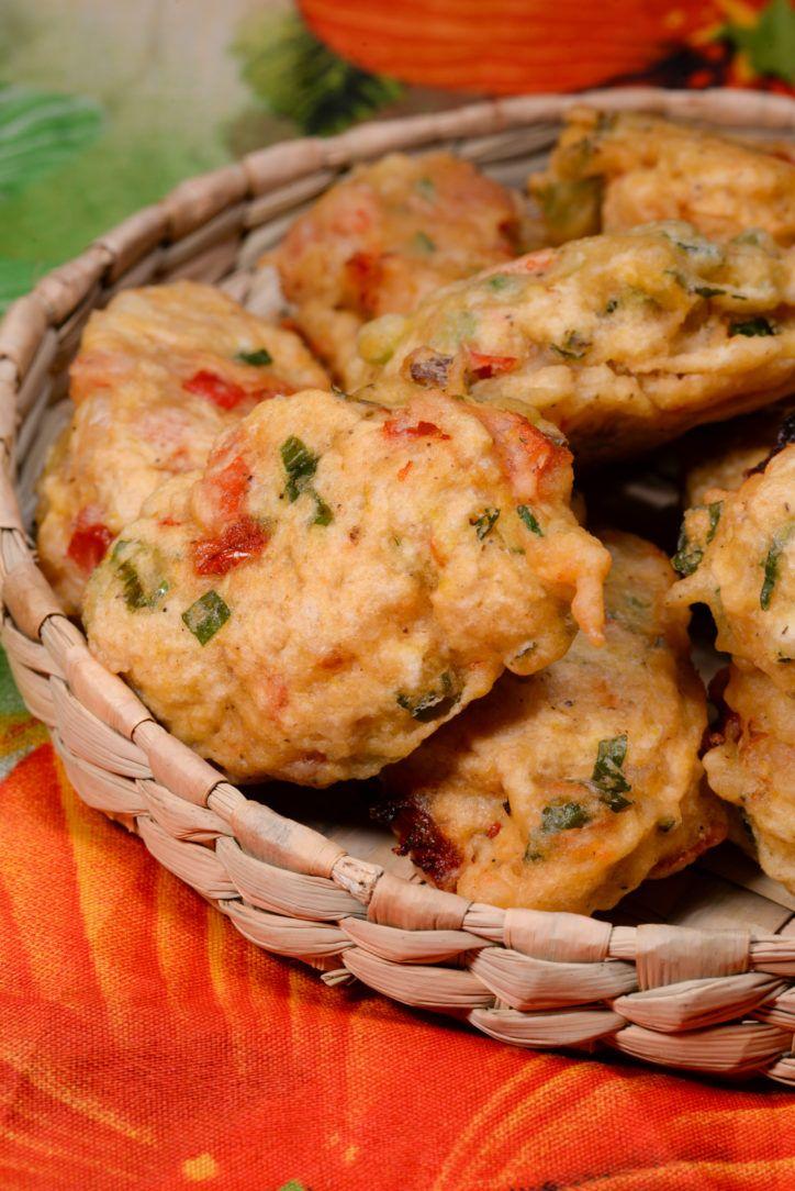 Malagasy Mofo Sakay (Spicy Bread)