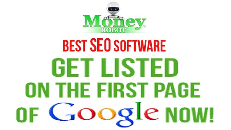 Money Robot Submitter - The Best High Quality Link Building Software