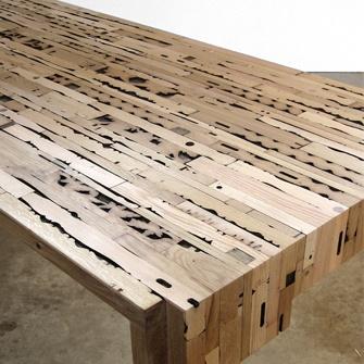 bijonsinterieur: hout