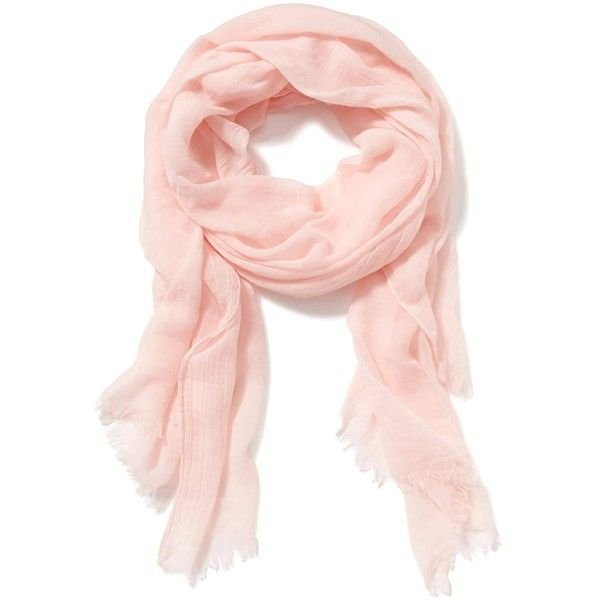 Old Navy Solid Linear Scarf ($13) ❤ liked on Polyvore featuring accessories, scarves, old navy, sheer shawl, old navy scarves and sheer scarves
