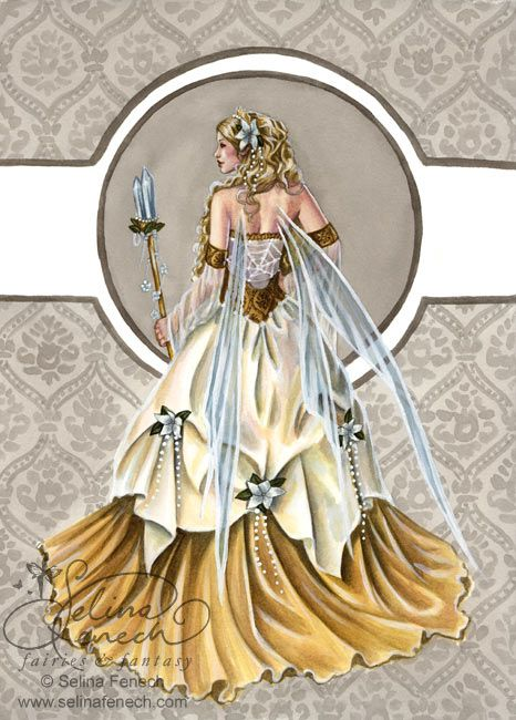 QUEEN TITANIA: Archives @ Selina Fenech – Fairy Art and Fantasy Art Gallery