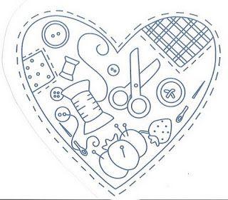 stitchy heart
