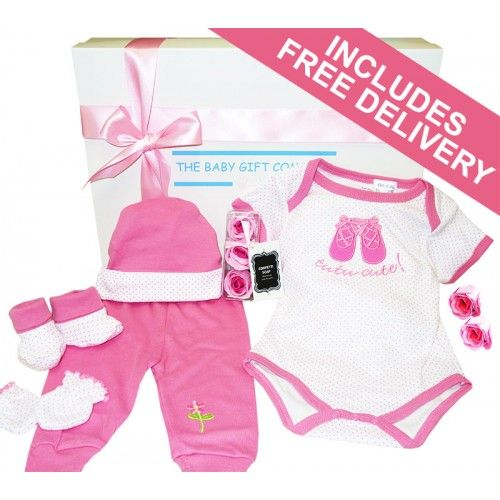 Tutu Cute Baby Girl Gift Box - Free Delivery