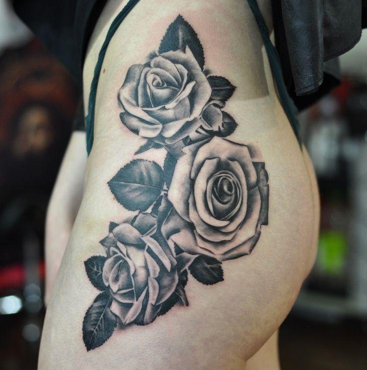 Tattoo Ideas Black And Grey: Best 25+ Black And Gray Tattoos Ideas On Pinterest
