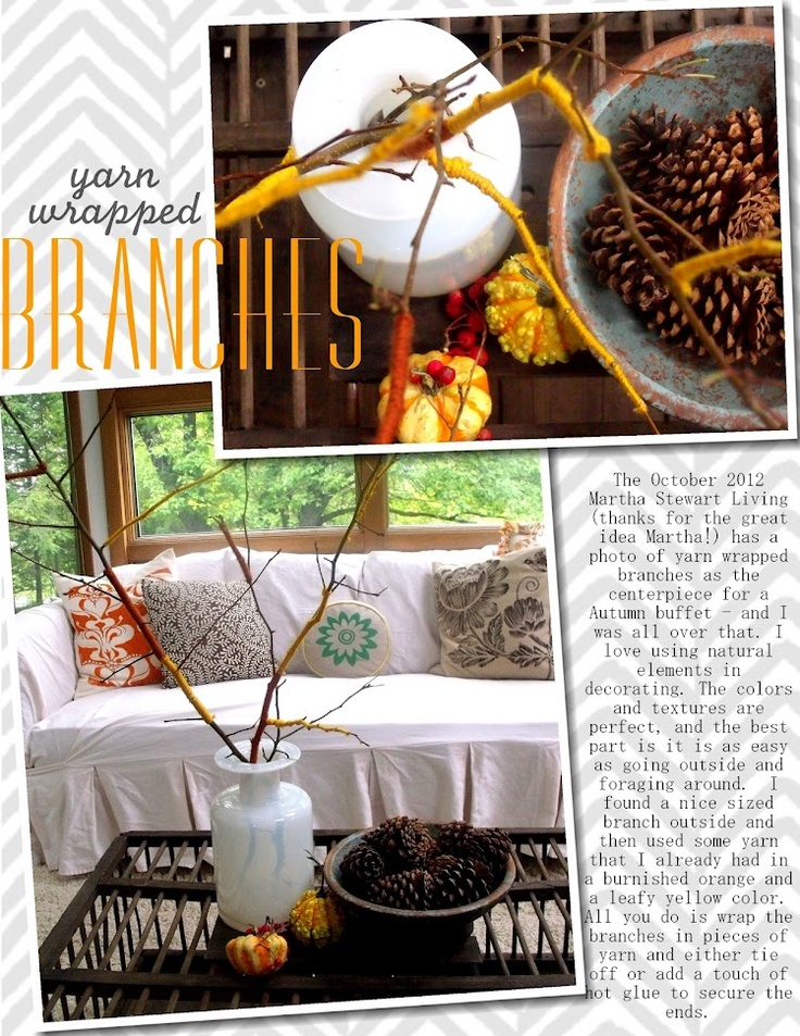 17 Best images about Autumn diy on