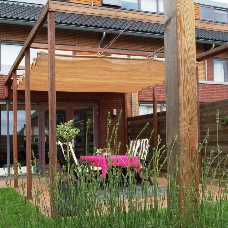 78 images about pergola in de tuin on pinterest kid met and doors for Bedek zijn pergola