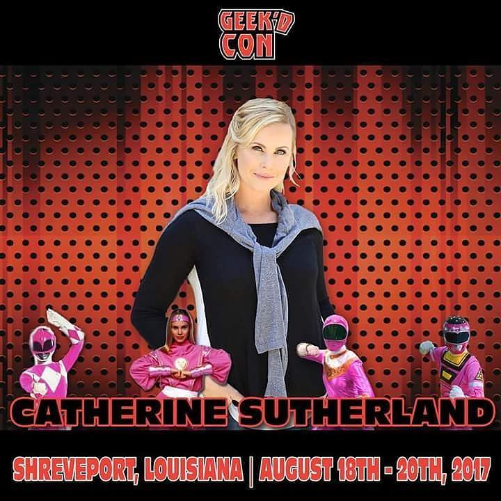 @catherine_sutherland is coming to the Shreveport Louisiana this August.  Follow @catherine_sutherland  Like her page on Facebook  www.facebook.com/catherinejsutherland  #pink #beatmaticsupports #trentonnjpromoter #powerrangers #mightymorphinpowerrangers #mightymorphin #mightymorphing #mmpr #powerrangerszeo #powerrangersturbo #itsmorphingtime #pinkranger #pinkrangerkat #CatherineSutherland #katherine #actorlife #tvactor #television #theordermovie #convention #femaleempowerment #femalepower…