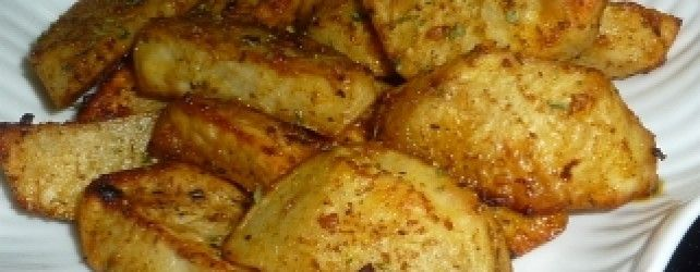 Recette Patates Grecques