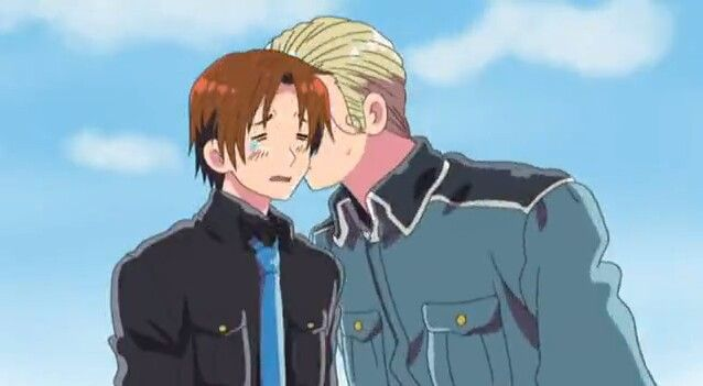 ERMAGERD IN HETALIA EPISODE 41 GERMANY SAID I LOVE YOU IN GERMAN TO ITALY!!!!!!!!!!FRIENDSHIPPPPPPPPP EEEEEEEEEEEEEEEEEEEEEEEEEEEEE