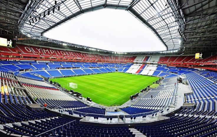 Parc Olympique Lyonnais - Parc OL - Grand stade - Stade des Lumières - Stade de Lyon d'une capacité de 59 186 places #OL #ligue1 #Football #Stadium #digisport #sport #OnlyLyon #GrandLyon #MetropoledeLyon
