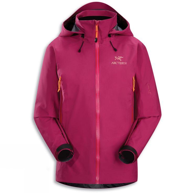 @Arc'teryx Beta AR Gore-Tex Pro Jacket #Winter #Mountaineering
