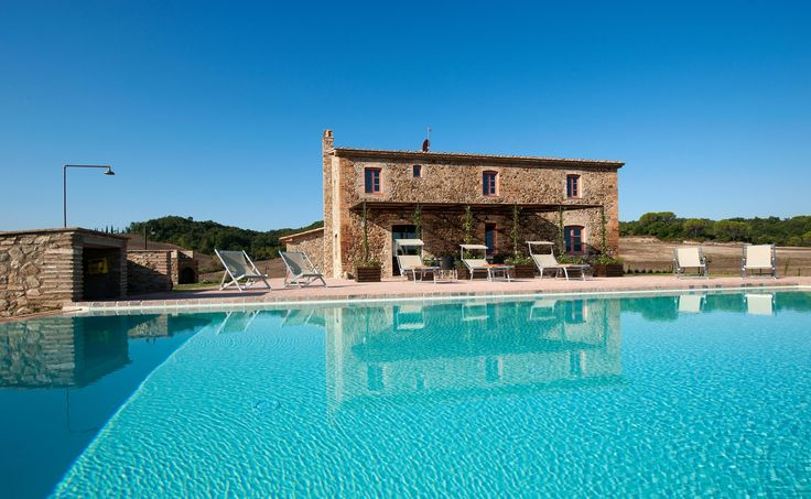 A beautiful #Villa in #Tuscany, #Italy close to #Cecina. #Casalio - #Excellence in #Lodging - Exclusive #Luxury #Villas & #Chalets in #Italy and worldwide.   (Pinned by http://casalio.com )