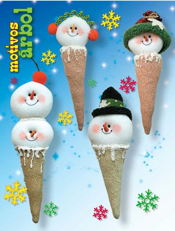 Moldes o patrones para elaborar hermosos muñecos navideños ALBUM 37 WhatSap…