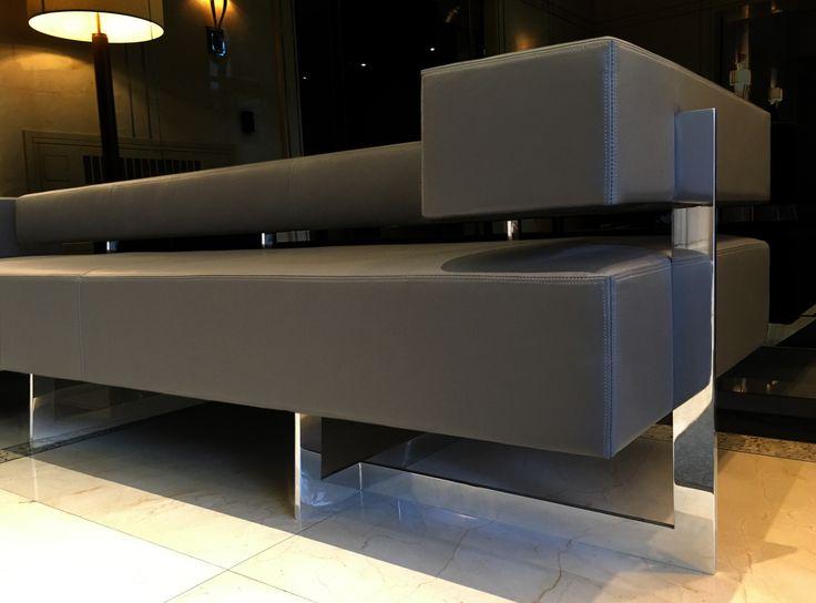 Elevation Sofa by Johnson Chou Inc.