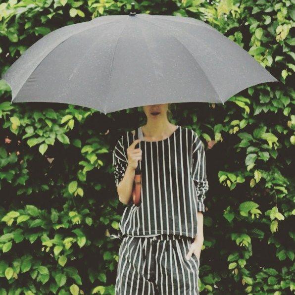 #Rainyoutfit by #Boho