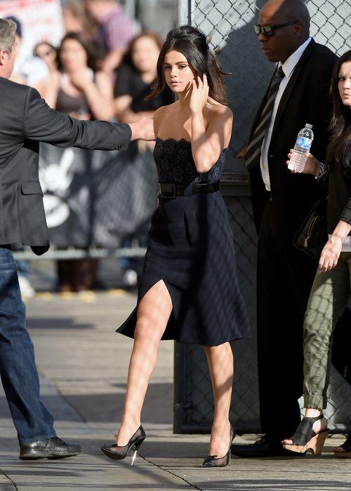 Selena's Look