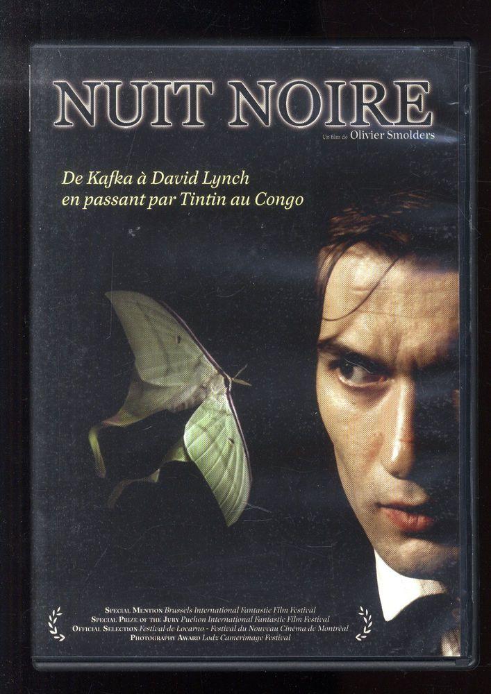 NUIT NOIRE  Olivier SMOLDERS    DVD ZONE 2