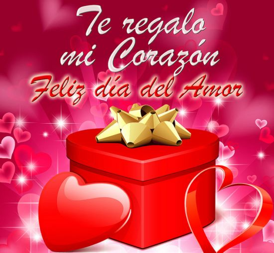 19 best FELIZ DIA DE SAN VALENTINE images on Pinterest | Santos ...