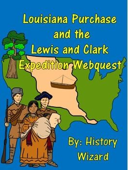 louisiana purchase and lewis and clark Lewis and clark when it was first purchased, the louisiana territory was very unknown to americans none of them had any terrain knowledge of the region and for it to be a worth while use of money, that had to be solved.