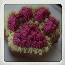 Pink Paw Cake