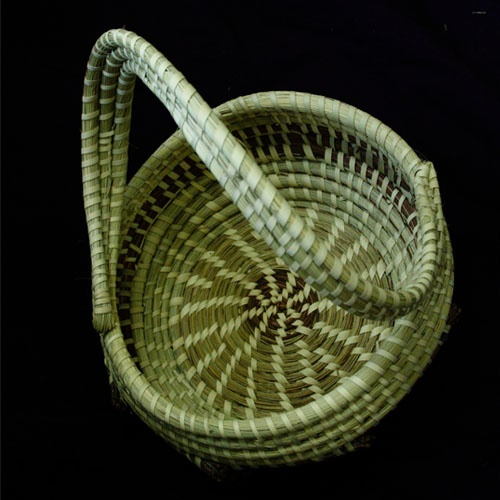 How To Weave A Sweetgrass Basket : Best images about baskets from around the world on