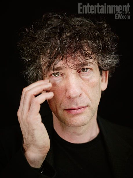 SDCC 2013 - Neil Gaiman - Sandman: Overture