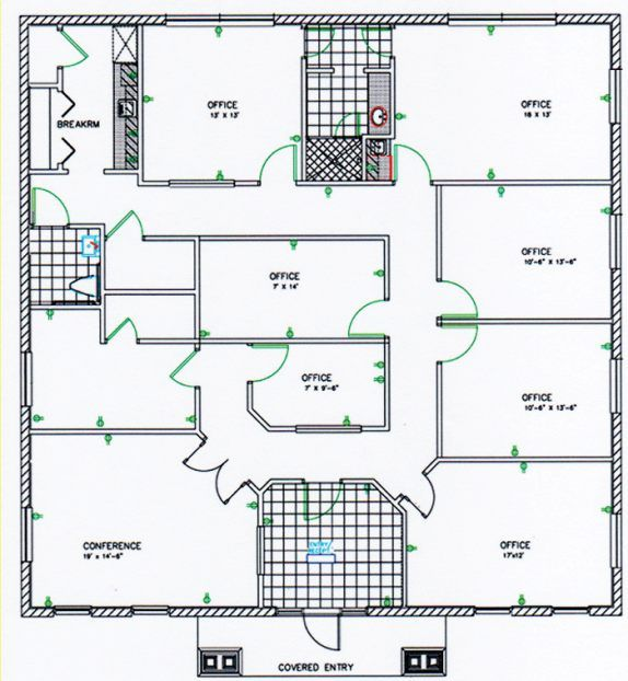 Attractive Ceo Office Floor Plan #6 Gallery For Executive ...