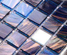 """Kristallglas fliesen platten 4/5 """"schillernden wandfliese backsplash küche designs JX005 handgemalte glaskörper mosaik bad fliesen(China (Mainland))"""